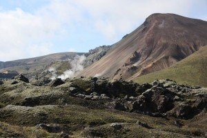 Hengill in Iceland