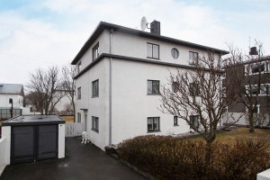 Eiriksgata apartment