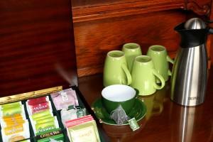 Tea in Reykjavik